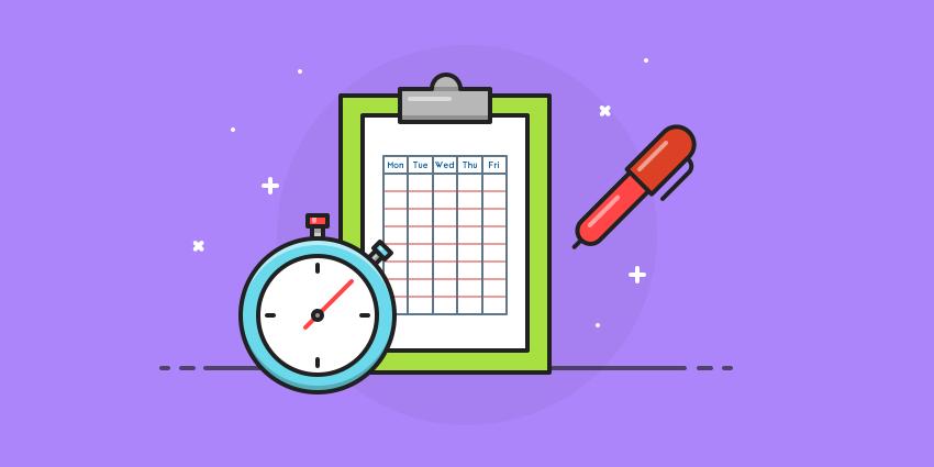 Табель учета рабочего времени 2019 скачать чистый бланк