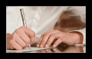 Направление претензии должнику